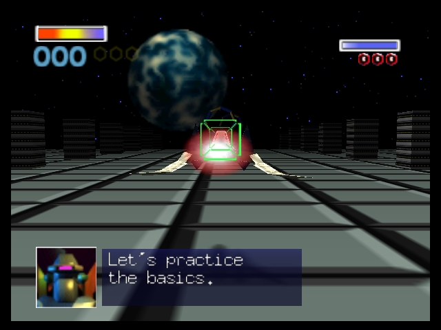 Star Fox 64 (U) (V1.0) snap0000